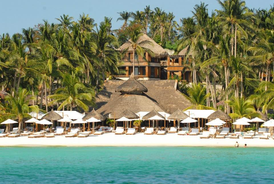 Top 10 luxury beach resorts in boracay philippines for Luxury beach hotels