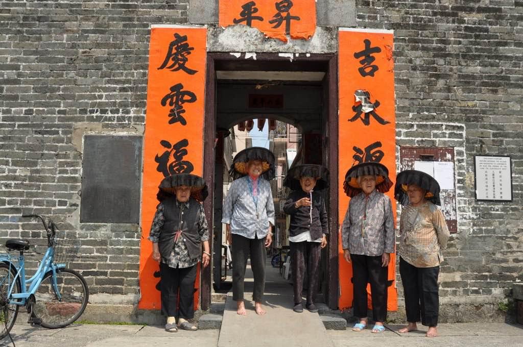 Kat Hing Wai Walled City - AspirantSG