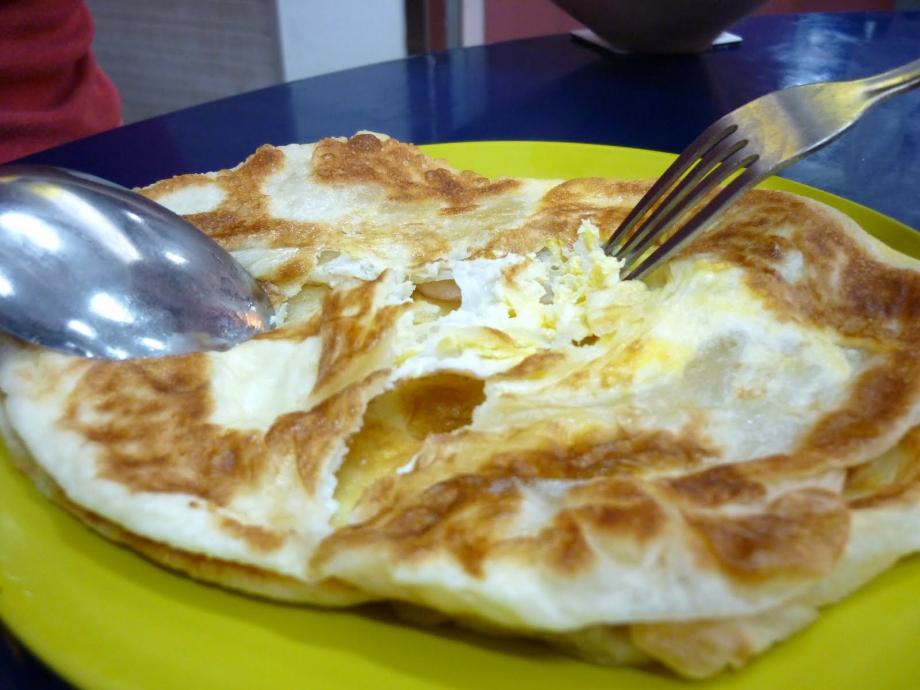 Thasevi Food Prata Singapore - AspirantSG