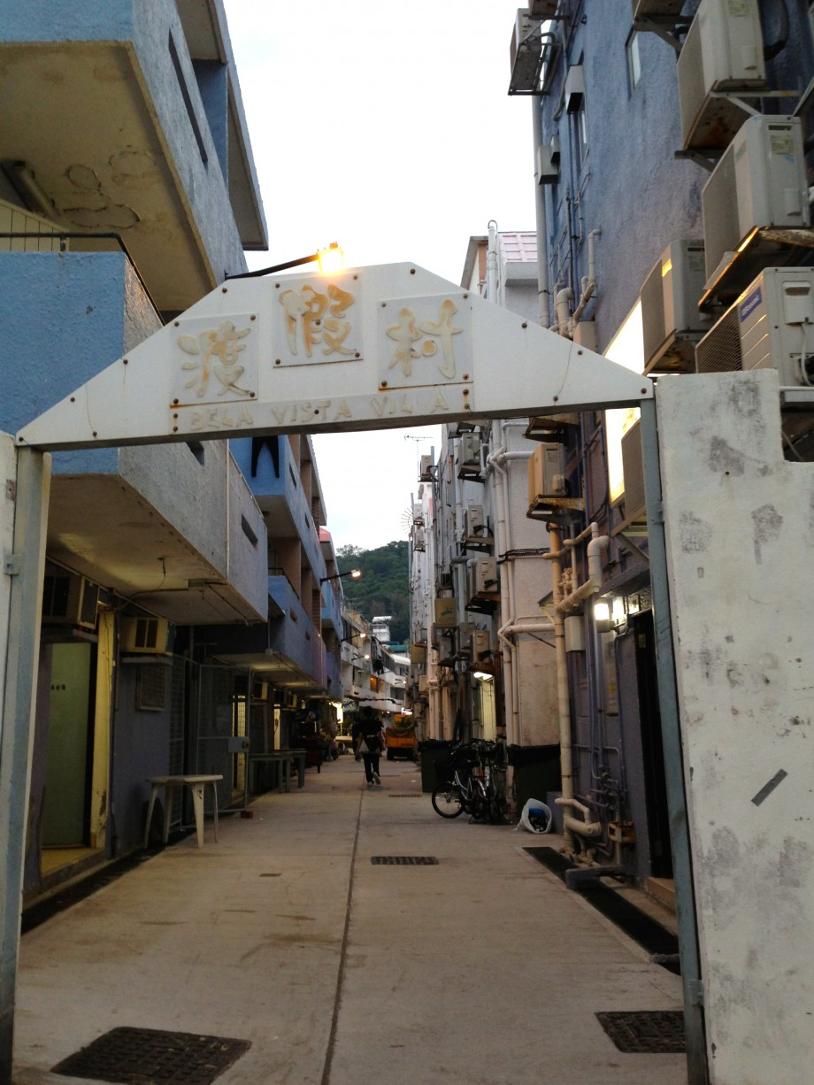 Tung Wan Beach (东湾海滩) Alleys - AspirantSG