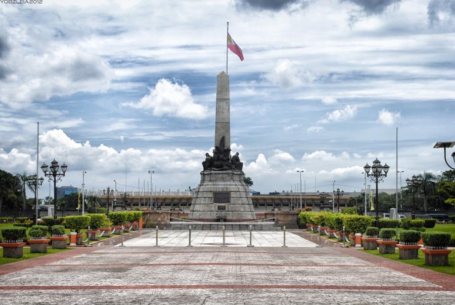 Rizal Park Manila Philippines - AspirantSG