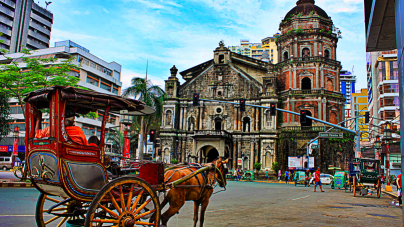 Top 10 Must Visit Tourist Attractions in Manila Philippines