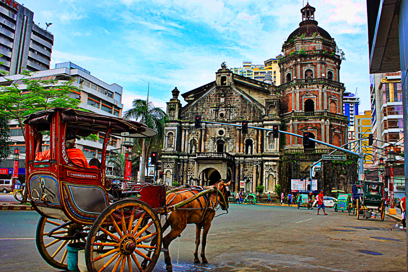 Binondo Manila Philippines - AspirantSG
