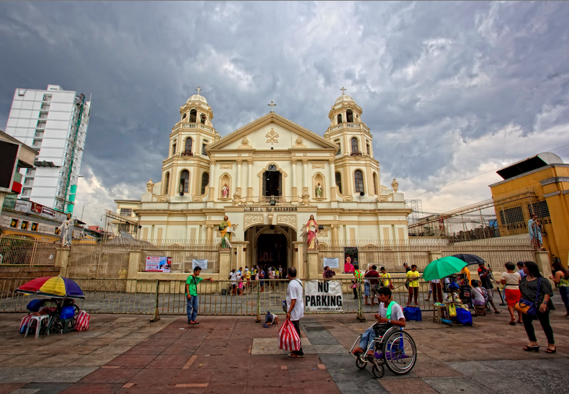 Quiapo Church Manila Philippines - AspirantSG