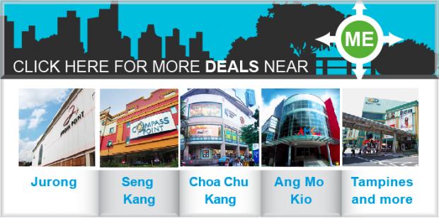 Special Deals Websites - AspirantSG
