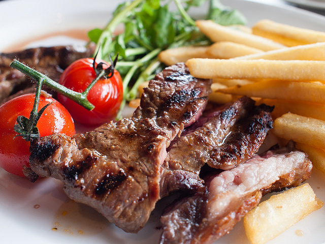 Wooloomooloo Steakhouse Singapore - AspirantSG