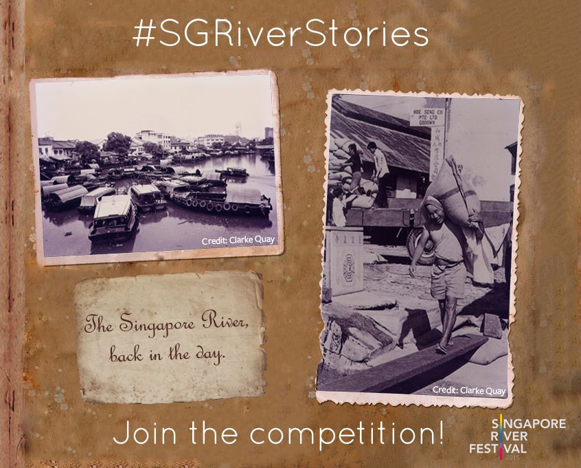 #RiverStories For Singapore River Festival - AspirantSG