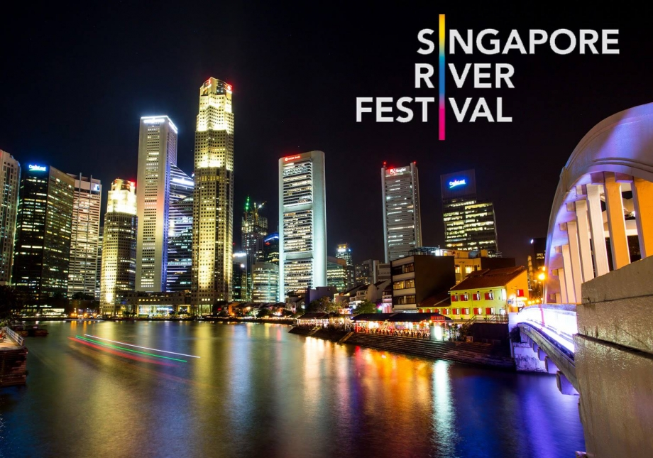 Launch Of Singapore River Festival 2015 - AspirantSG