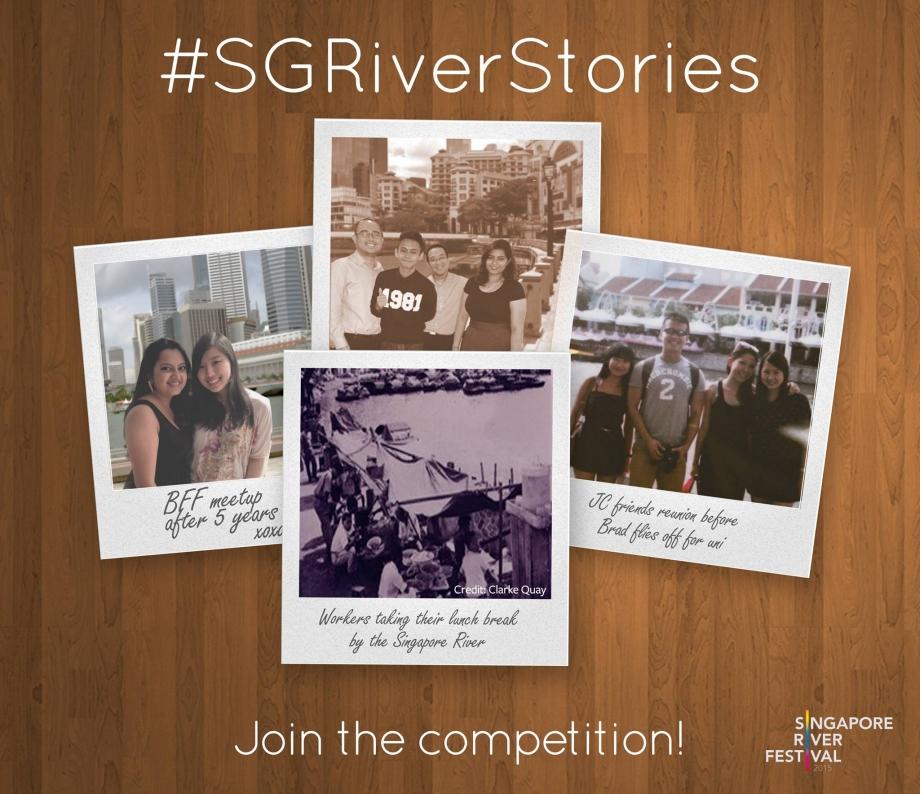 #SGRiverStories Singapore River Festival 2015 - AspirantSG
