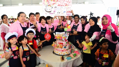 PA Little Chefs Shares Hopes & Dreams For Singapore's Future