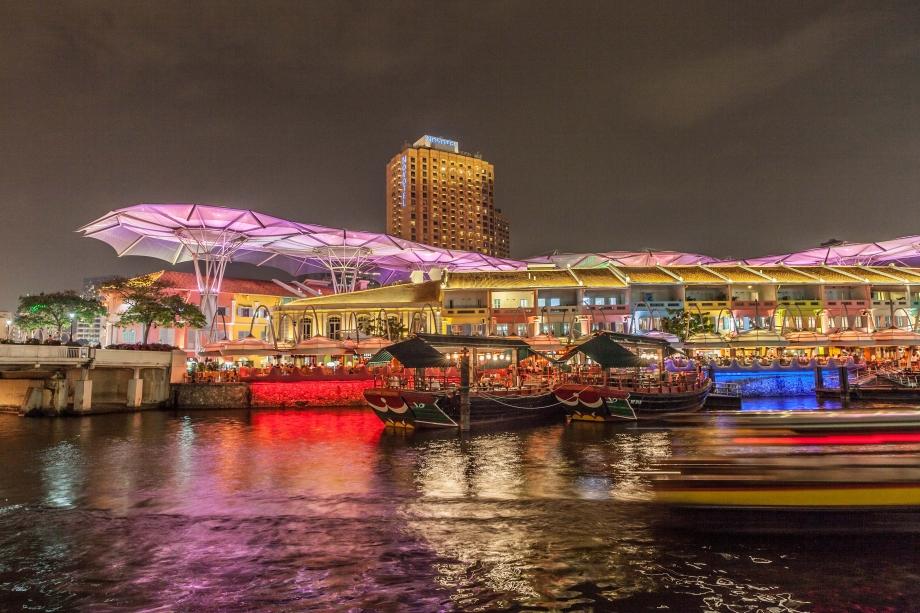 Clarke Quay Singapore - AspirantSG