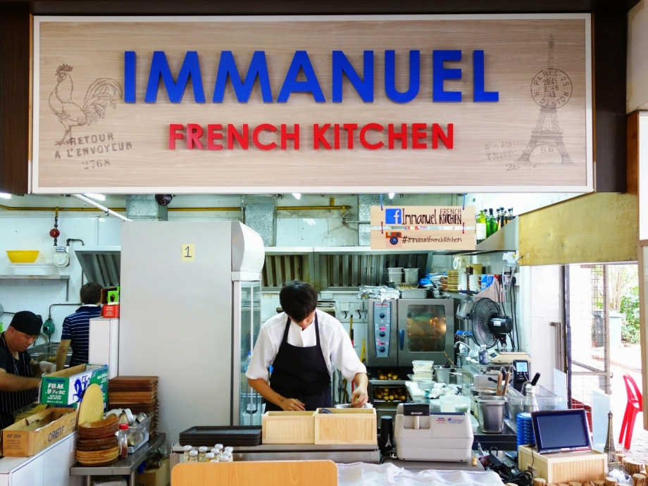 Immanuel French Kitchen Singapore - AspirantSG