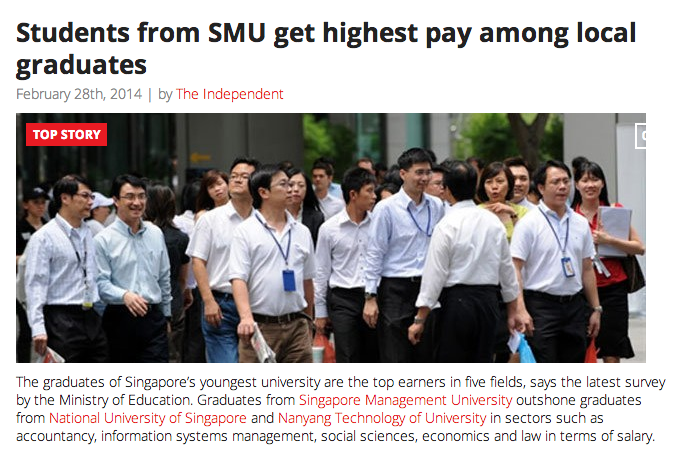 Media Portrayal Of University Graduates Pay - AspirantSG