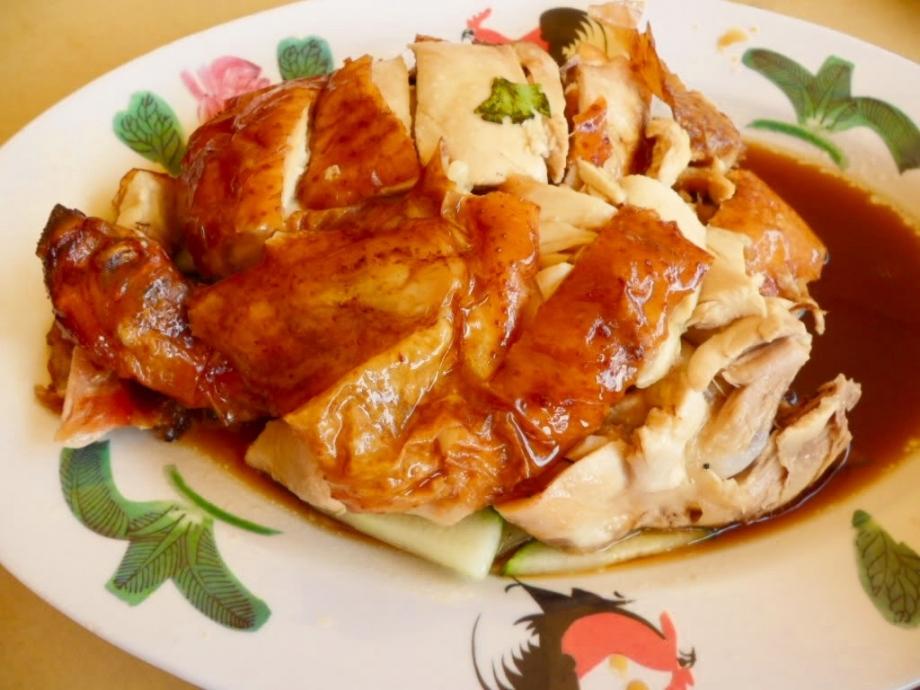 Wee Nam Kee Hainanese Chicken Rice - AspirantSG