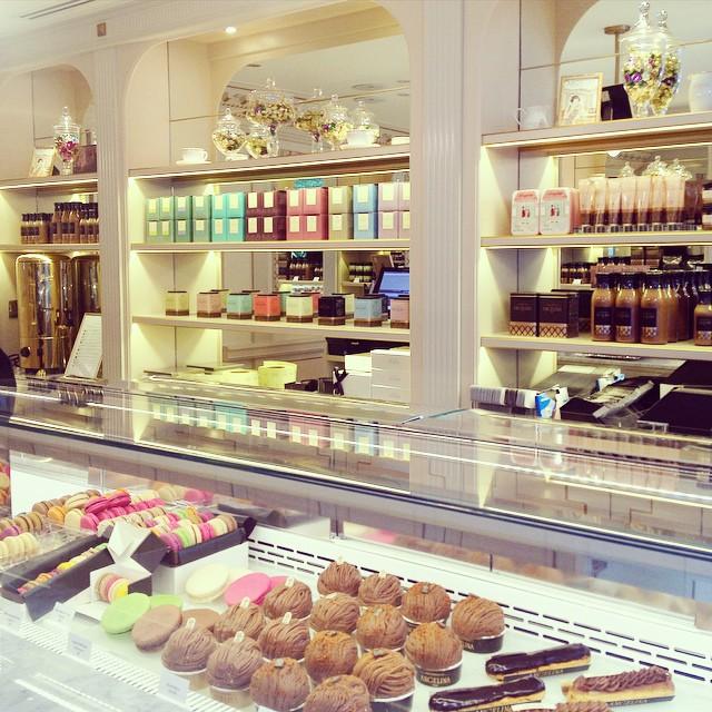 Angelina Cafe Singapore - AspirantSG