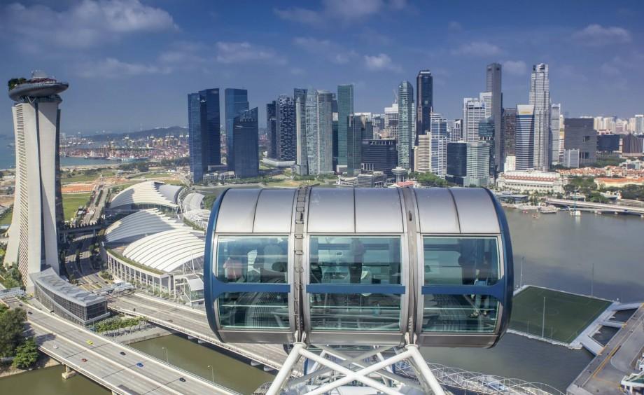 Singapore Flyer - AspirantSG