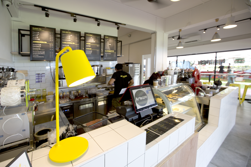 Artease Cafe Singapore - AspirantSG