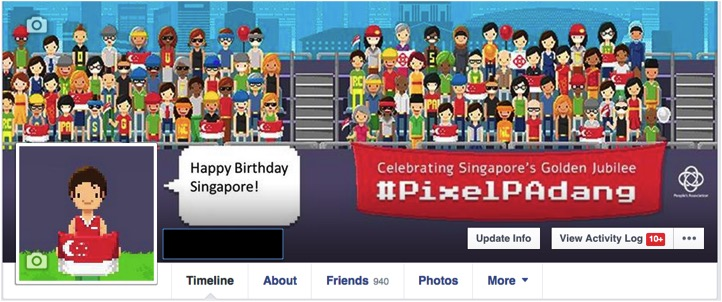 Avatar Application On Facebook - AspirantSG