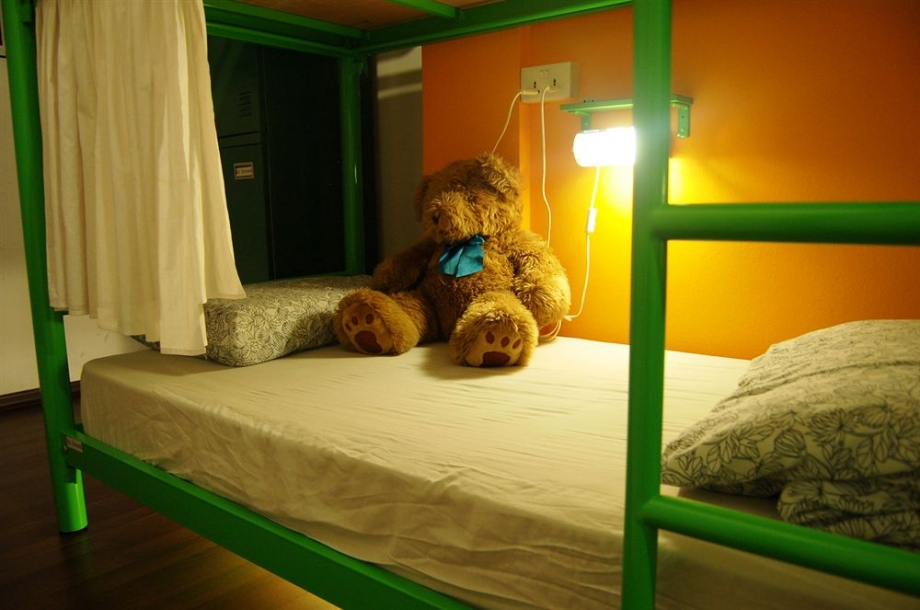 Beary Good Hostel Singapore - AspirantSG