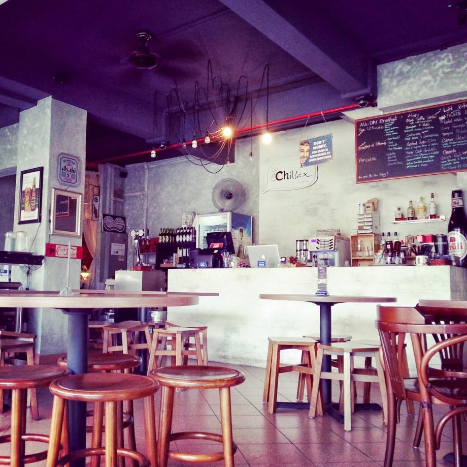 Chillax Massage Cafe Singapore - AspirantSG