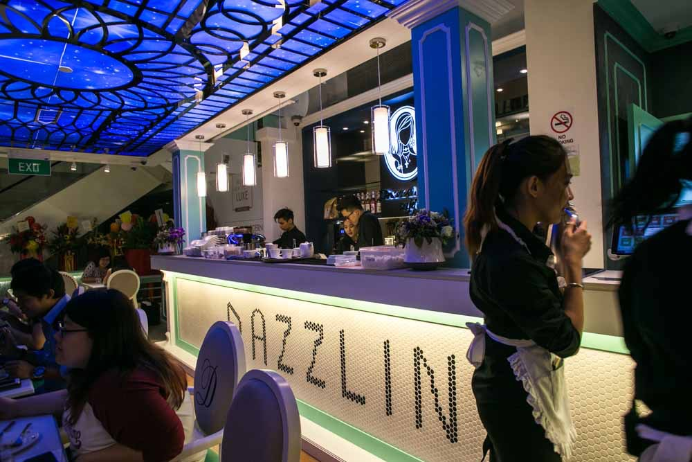 Dazzling Cafe Singapore - AspirantSG