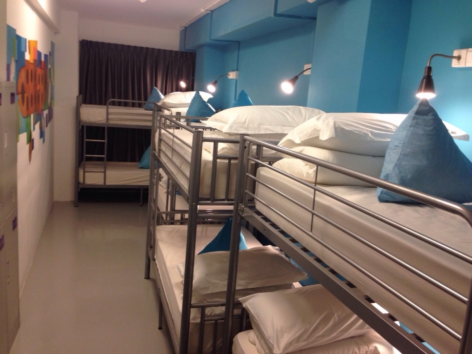 Five Stones Hostel Singapore - AspirantSG