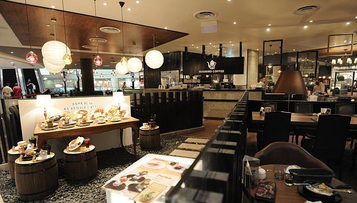 Hoshino Coffee Singapore - AspirantSG