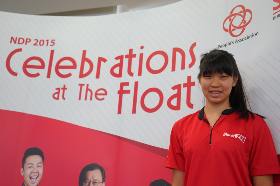 Kelly Yiew Ping Hsien - East Coast Choir, Celebrations At The Float