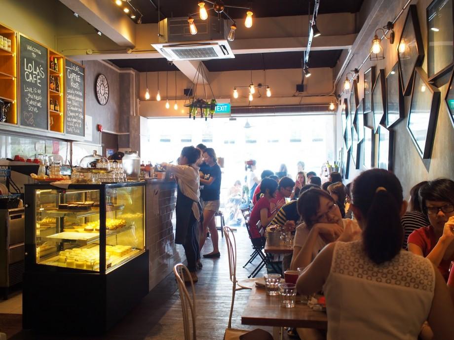 Lola's Cafe Singapore - AspirantSG