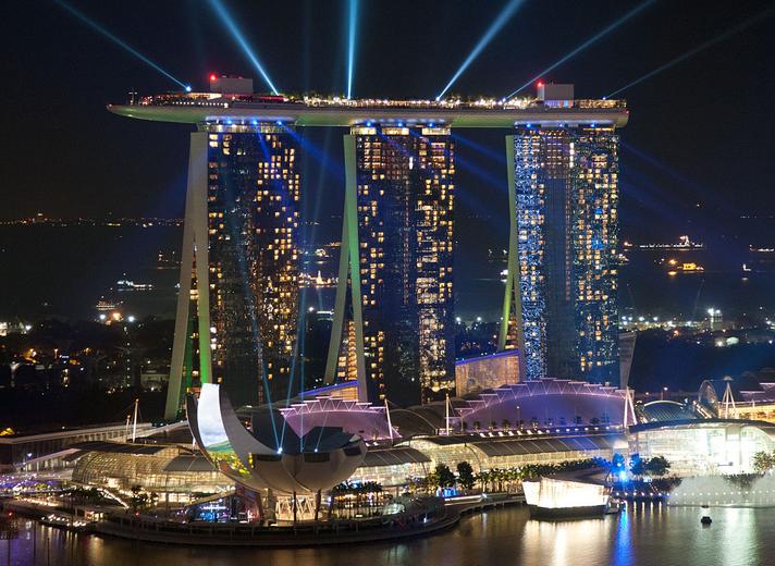Marina Bay Sands - AspirantSG
