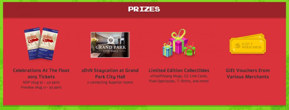 #PixelPAdang Prizes - AspirantSG