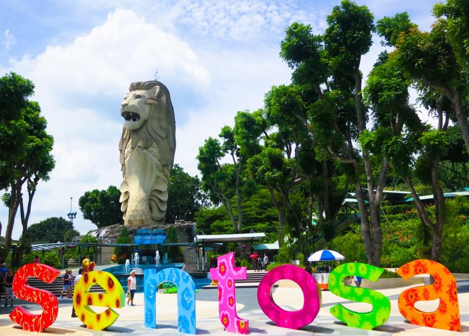 Sentosa Island Singapore - AspirantSG