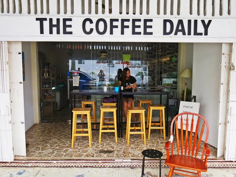The Coffee Daily Cafe Singapore - AspirantSG