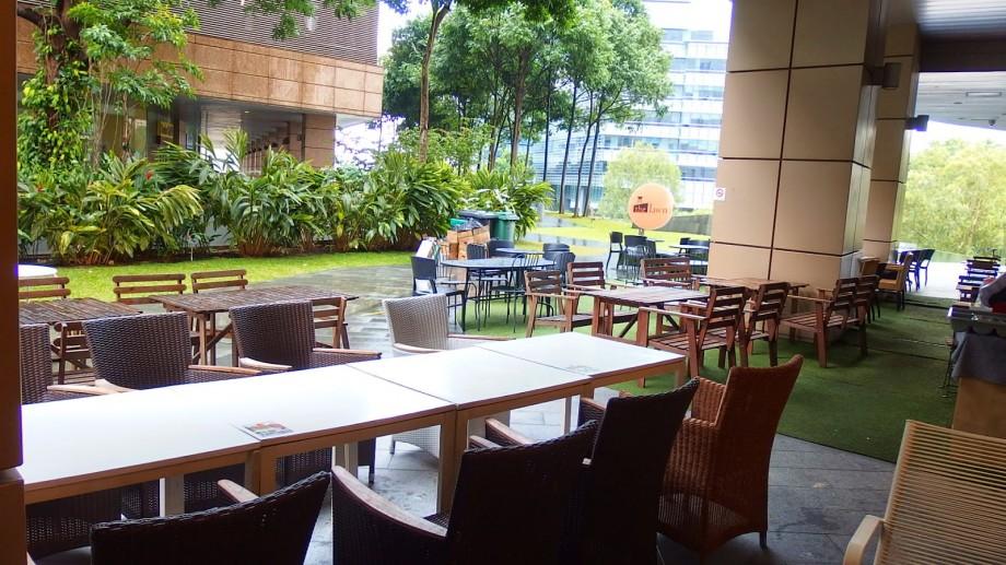 The Lawn Singapore - AspirantSG