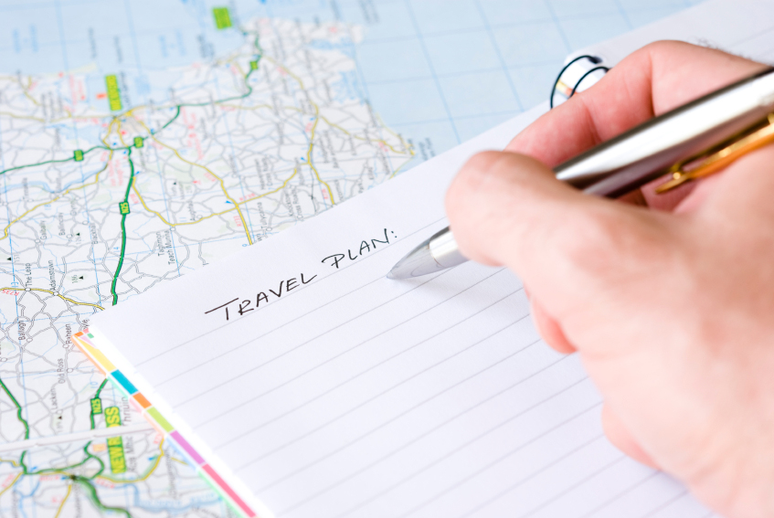 Travel Planning - AspirantSG