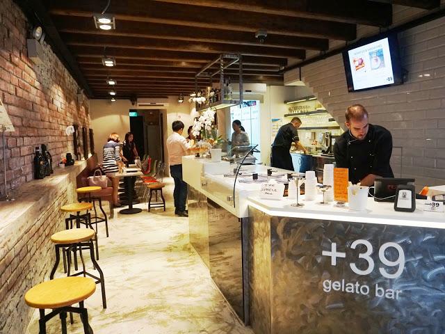 +39 Gelato Bar Singapore - AspirantSG
