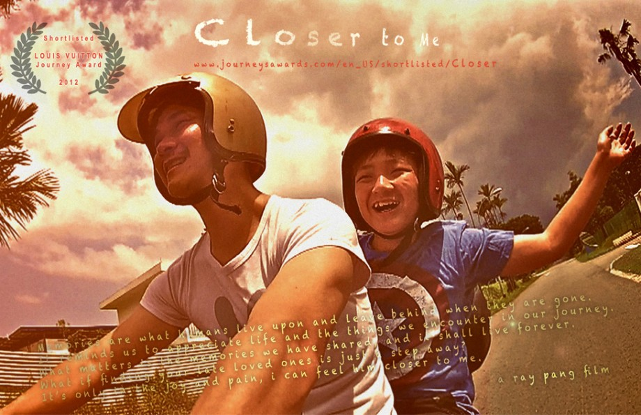 Closer To Me - AspirantSG
