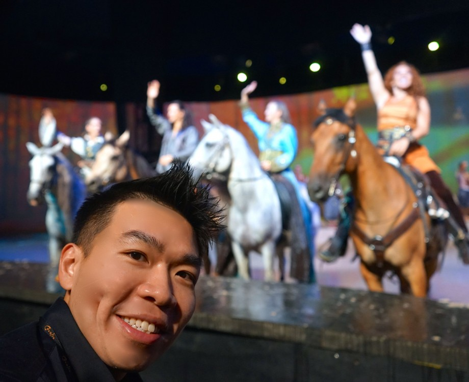 Cavalia Singapore Performance End - AspirantSG
