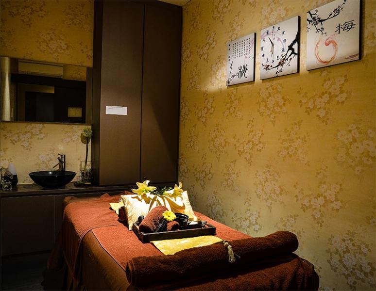 Le Spa Massage Room - AspirantSG