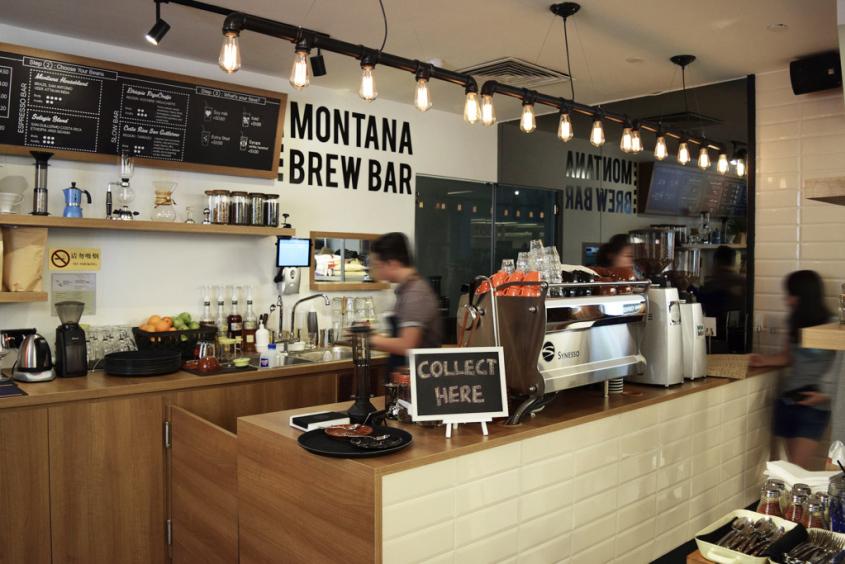 Montana Brew Bar Singapore - AspirantSG