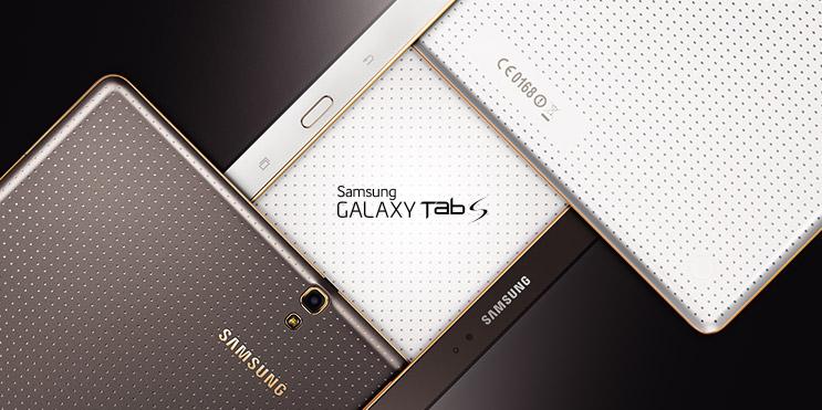Samsung Galaxy Tab S - AspirantSG