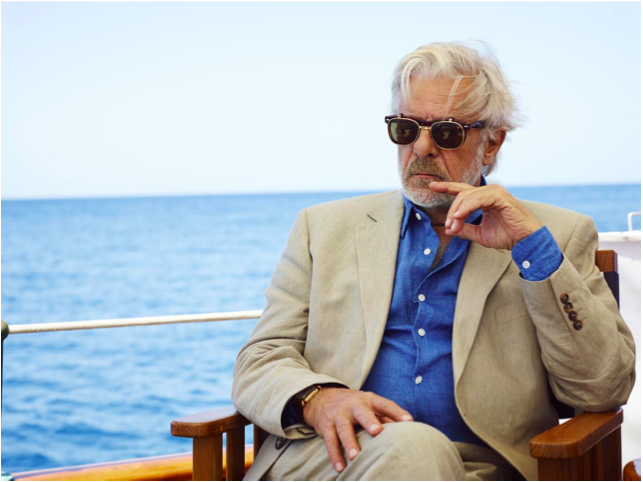 Giancarlo Giannini In The Gentlemen's Wager - AspirantSG