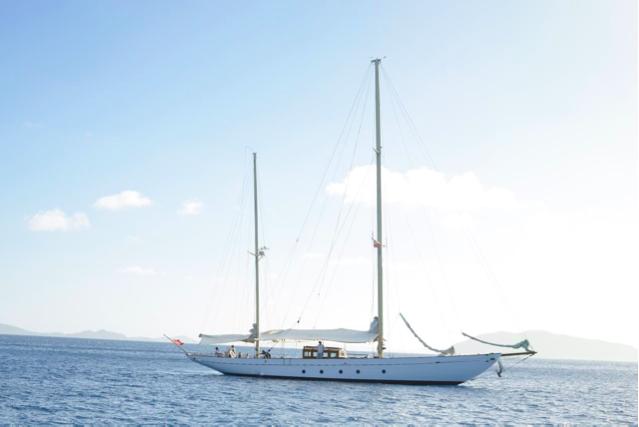 The Gentlemen's Wager Yacht - AspirantSG