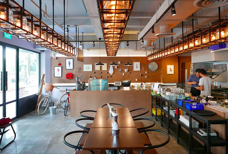 Oberstrasse Cafe Singapore - AspirantSG