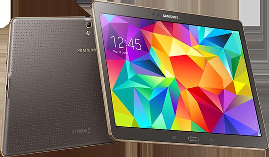 Titanium 10.5 Samsung GALAXY Tab S - AspirantSG