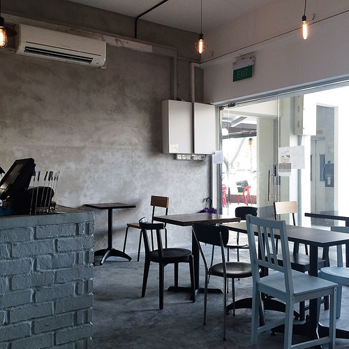 Workbench Bistro Singapore - AspirantSG
