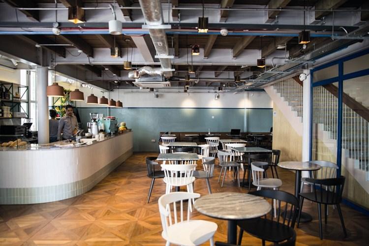 Working Capitol Cafe Singapore - AspirantSG