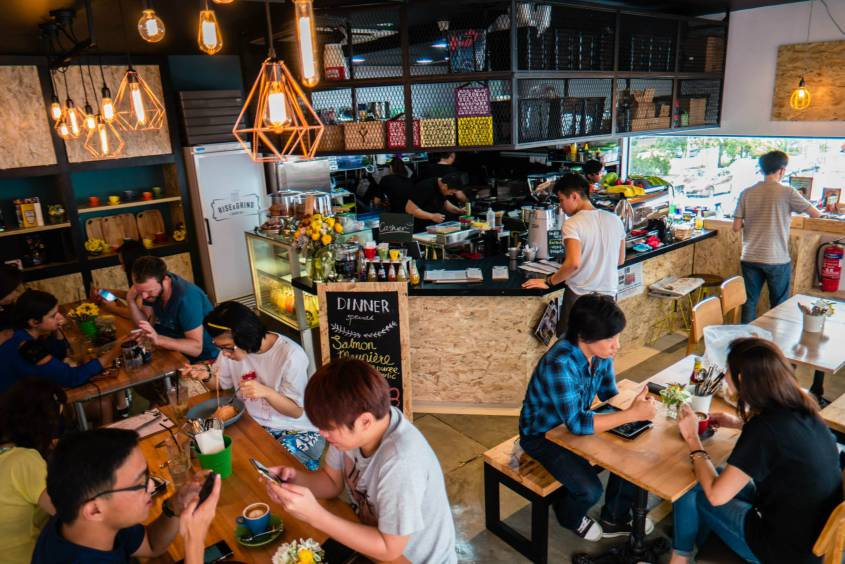 Rise & Grind Coffee Singapore - AspirantSG