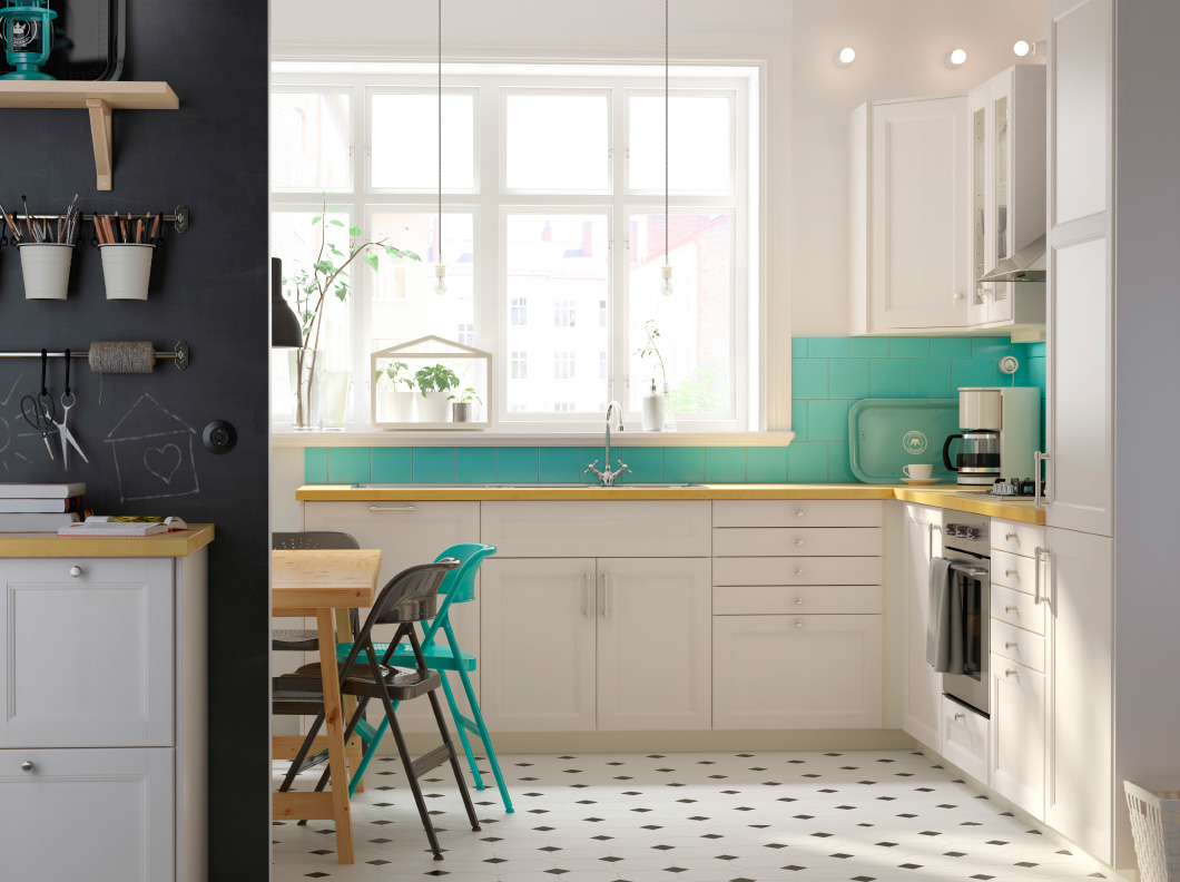 Sponsored Video: Ikea Presents Recipes for Delicious Kitchens ...
