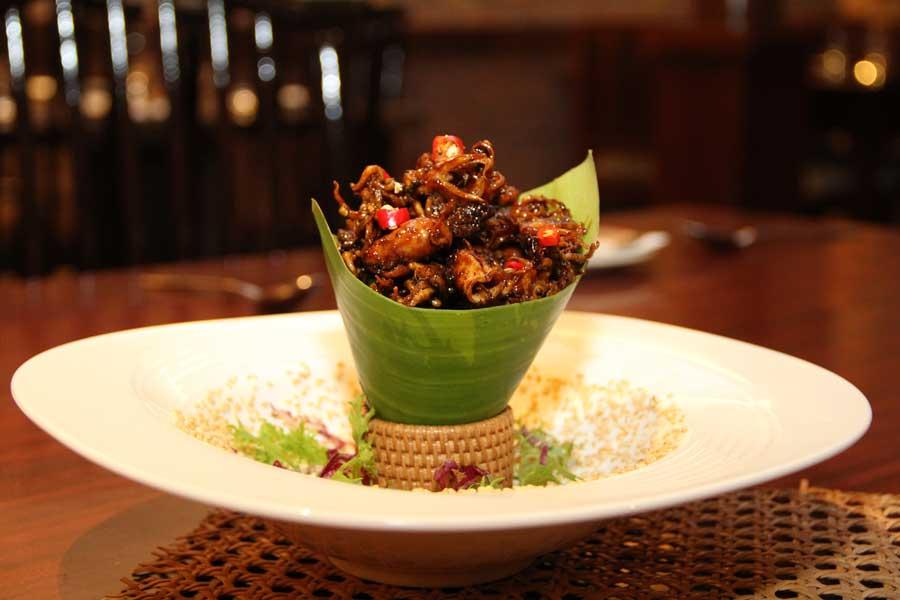 Kintamani Indonesian Restaurant, Furama Riverfront Hotel - AspirantSG